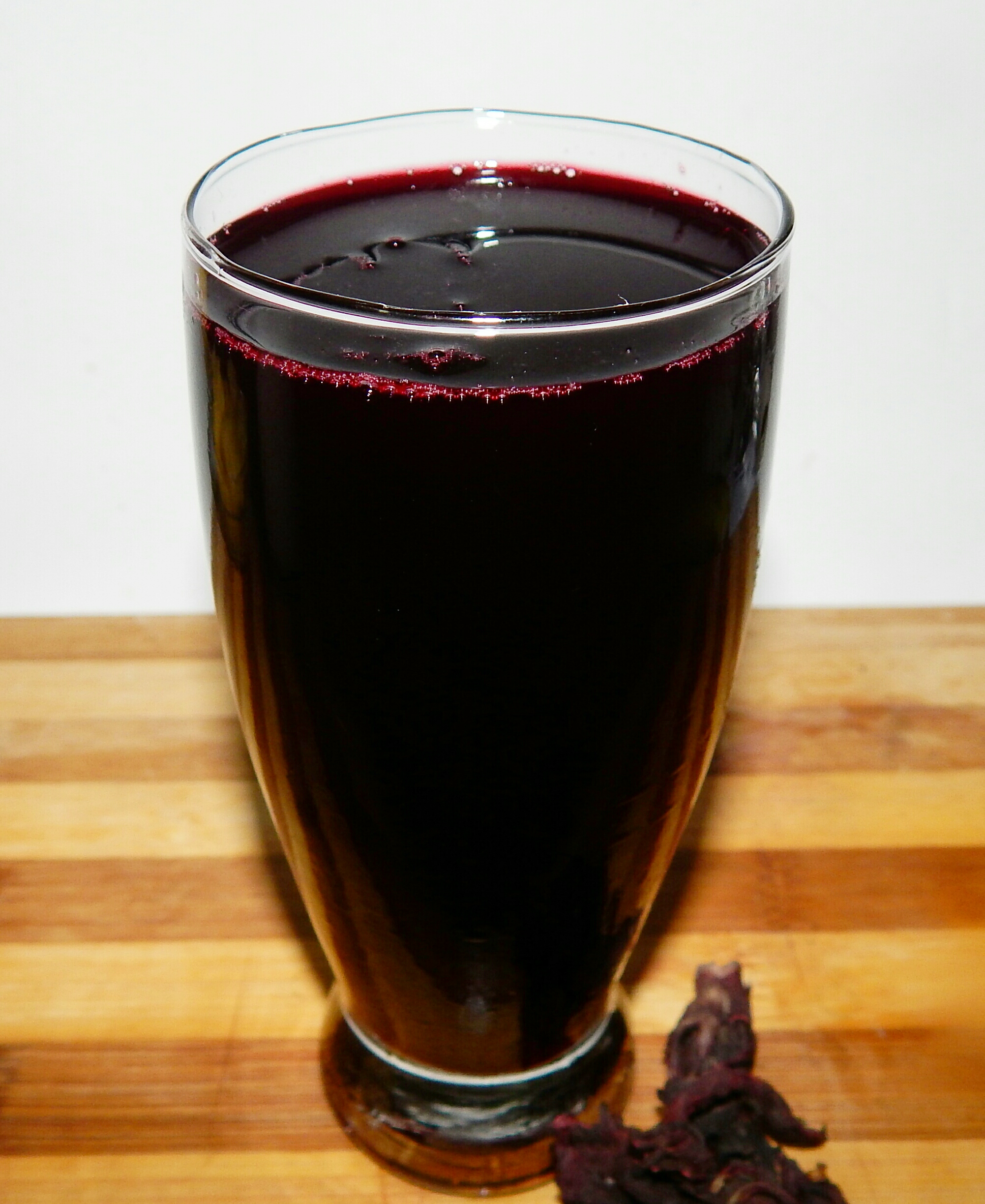 Fresh Zobo juice